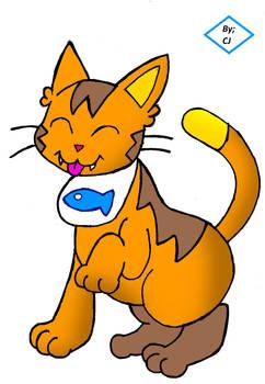 Com: Super Cat Tales Brutus