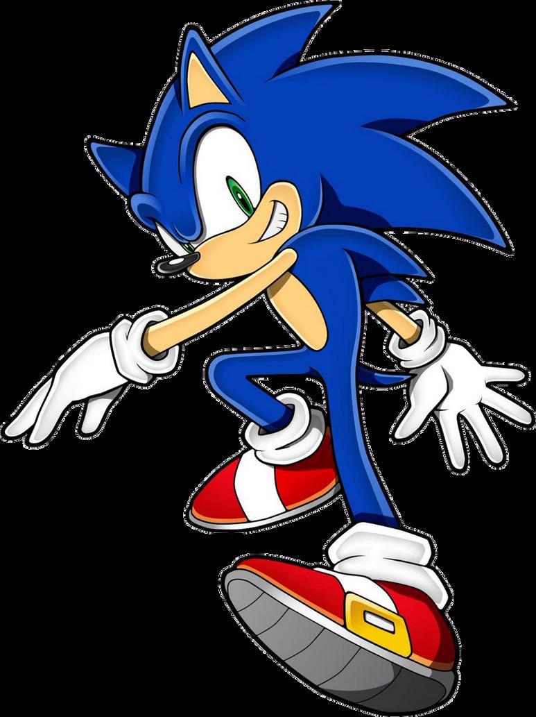 Sega Bio Sonic The Hedgehog By Frostthehobidon On Deviantart