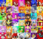 Sonic 28th Anniversary