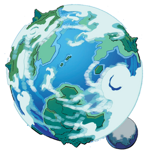 Planet Nexus the Crossover Planet