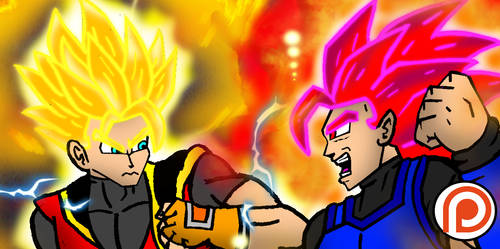 DBZ: Ultimate Saiyan Battle