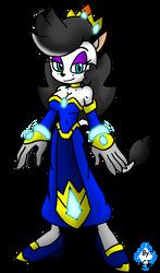 Glaze World Ruler 1: Queen Lana the White Lion