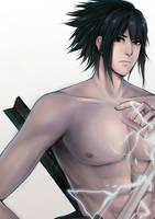 Sasuke by chocolexii