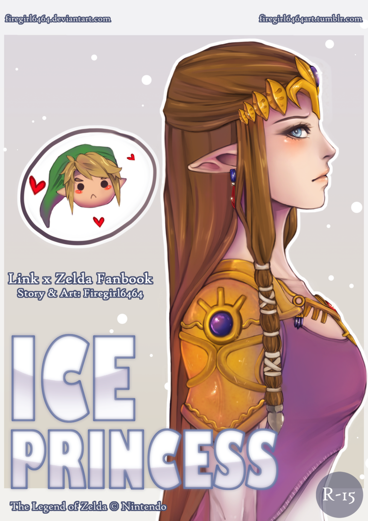 Legend of Zelda: ICE PRINCESS by firegirl6464