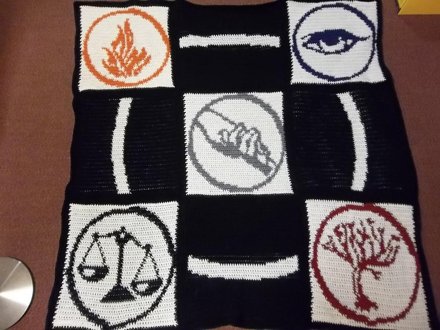 What's Your Faction? Blanket -- Divergent Series by Shywalker