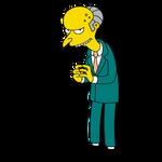 Mr Burns - The Simpsons
