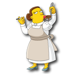 Lunchlady Doris - The Simpsons