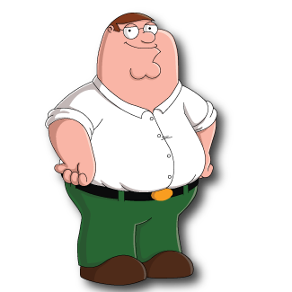 Peter Griffin - Family Guy by domejohnny on DeviantArt