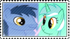 LyraWorthy Stamp by LunaticDawn