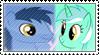 LyraWorthy Stamp by LunaticDawn