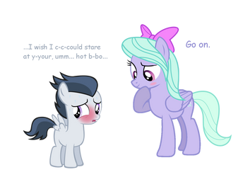 I like you! (the hardest part) by LunaticDawn