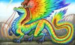 Rainbow dragon, Yao Chi