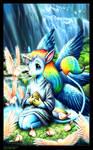 Unicorn child Marrise