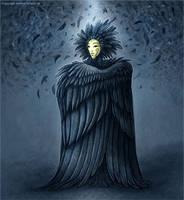 Mysterion's Cloak by andrea-koupal