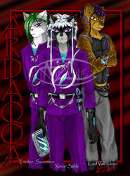 AQ Trio by Aerozaine