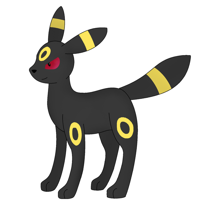Umbreon Drawing by Zoruaofepic on DeviantArt