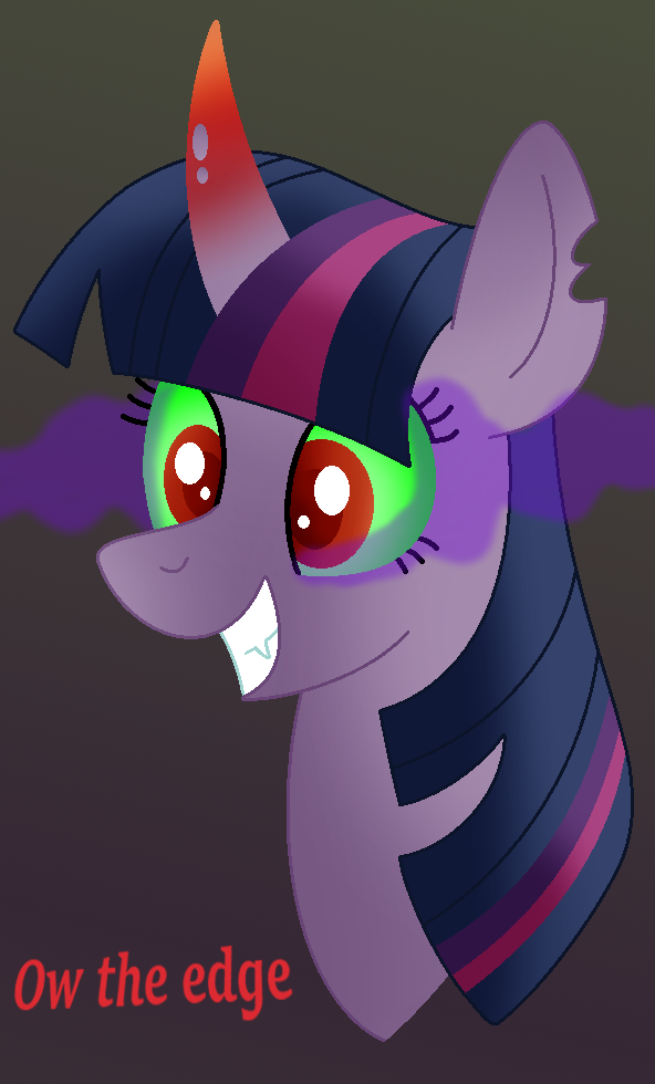 Corrupted Twilight by Zoruaofepic