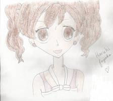 Haruhi Fujioka Fanart by breep5