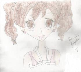 Haruhi Fujioka Fanart