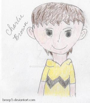 Charlie Brown Fanart