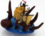 Kraken tiems: This ship is going down