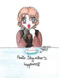 Anakin's happiness- color ver by Jigoku-no-Tora