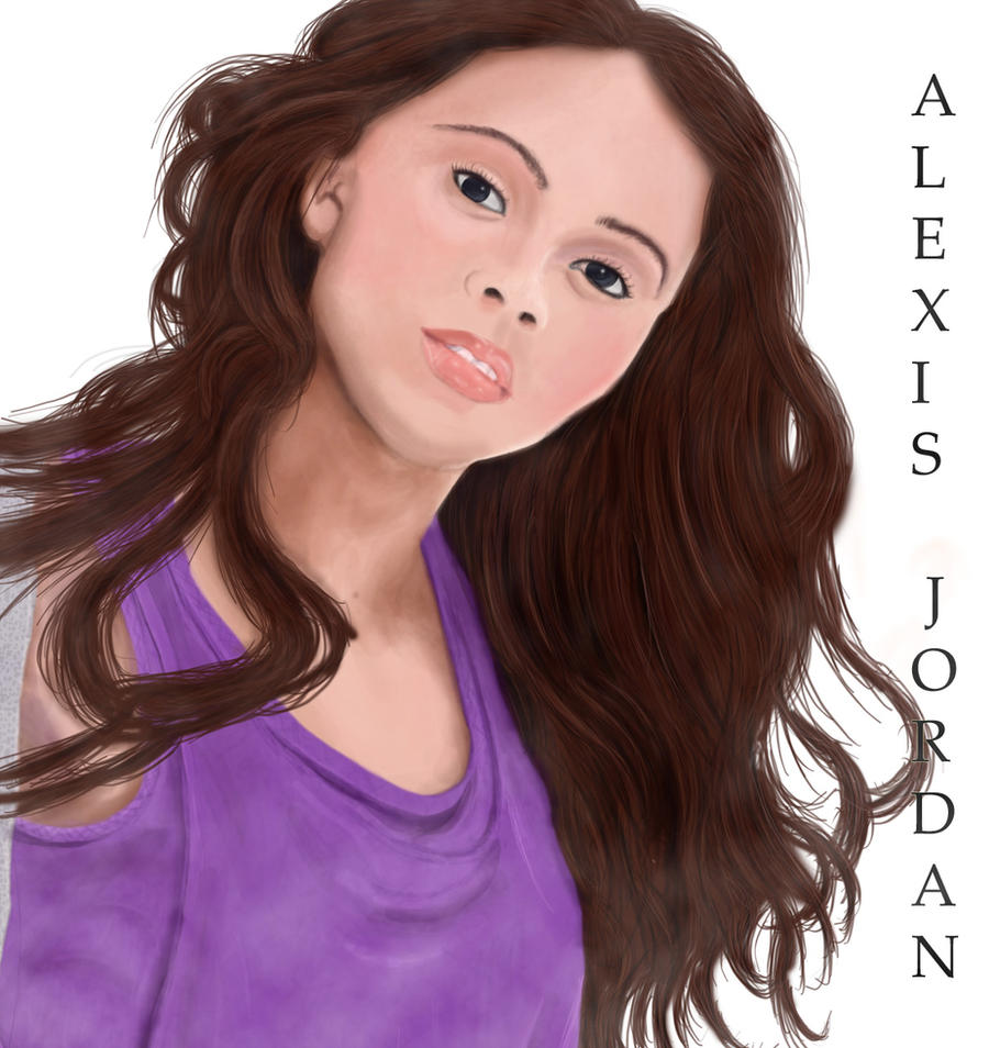 Alexis Jordan 2 by spartanx118