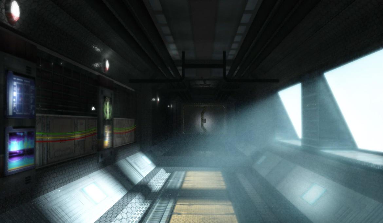 Sci Fi Scene by spartanx118