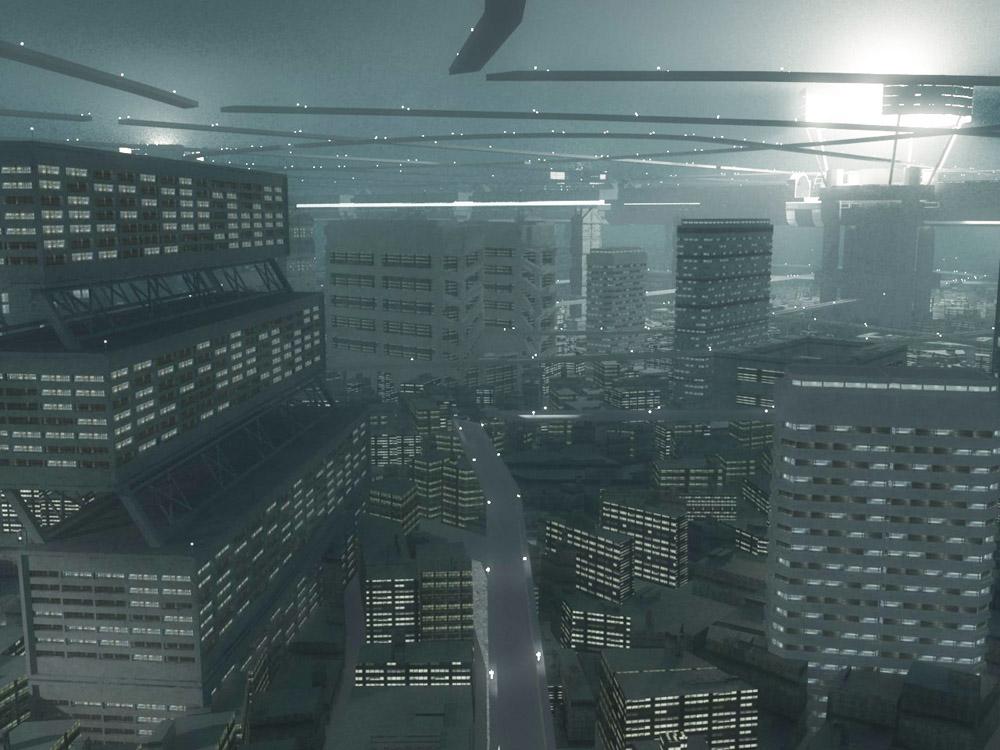 I SAW THE SKY - A Short CG Film