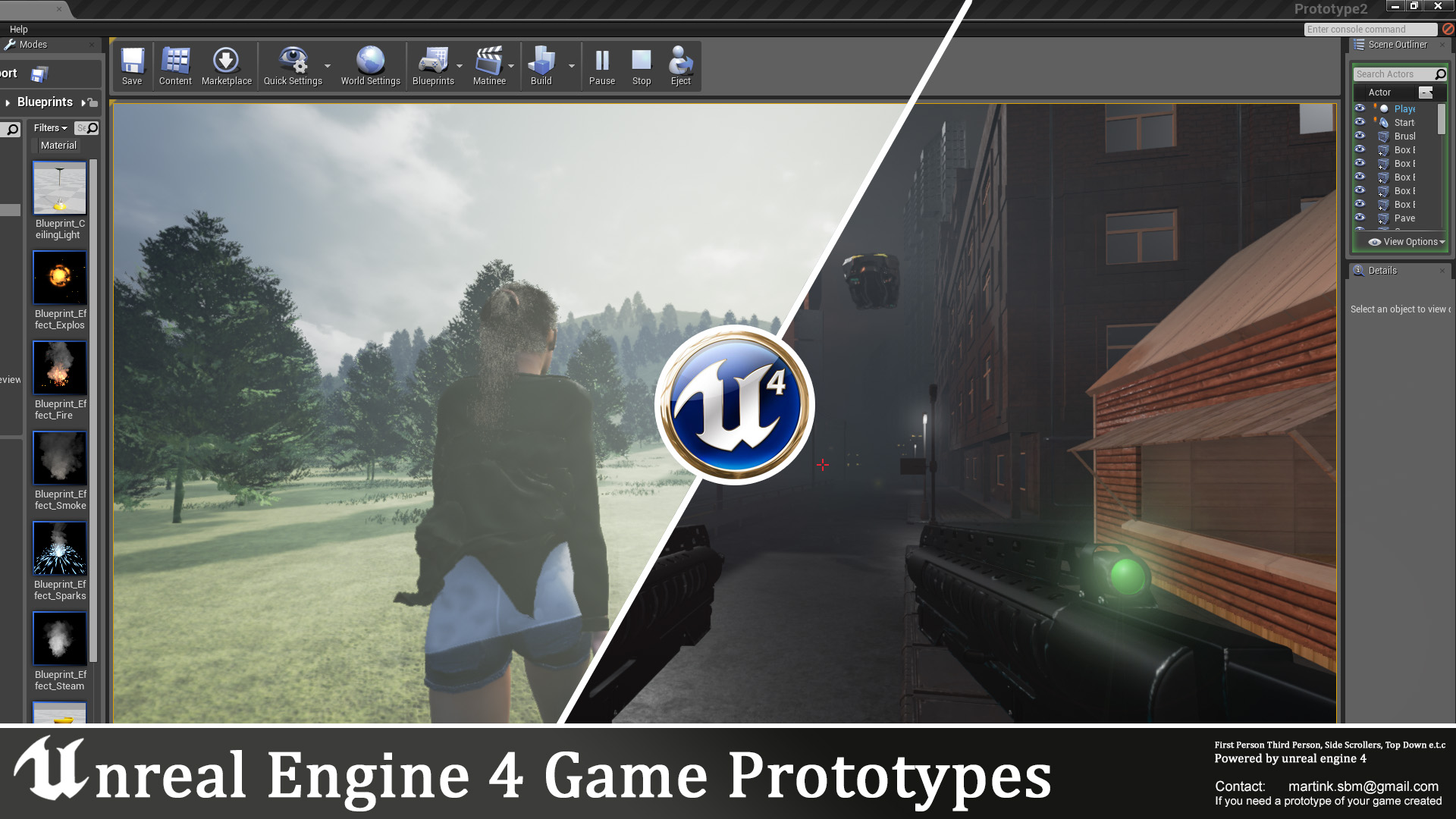Как сделать 2d игру в unreal engine - TA-ivanovo.Ru