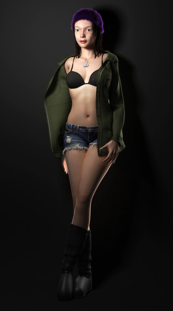 Lucy Sexy Alternative by spartanx118