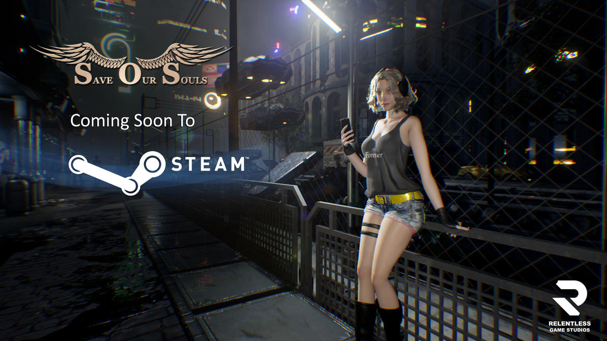Save Our Souls - Coming soon to Steam by spartanx118