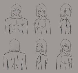 Shou 18 Face Positions