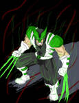 The Green Wolverine
