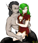 Ango and Lomelinde