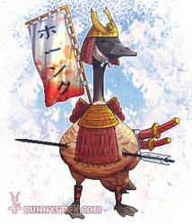 Goose Warrior