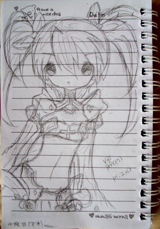 Void Princess by xXKesumiXx