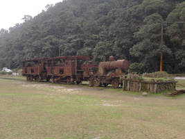 Abandoned Locobreques by SD40-2