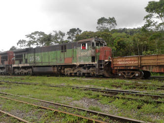 C30-7 ALL ex-BN by SD40-2