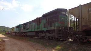 C30-7 ALL ex-BN(back) by SD40-2