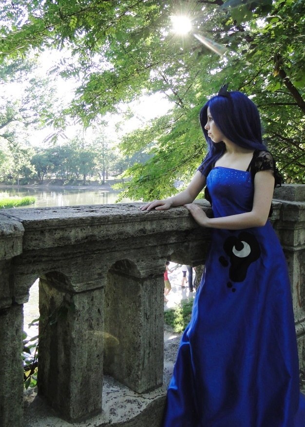 Princess Luna by HoshakujiRenge