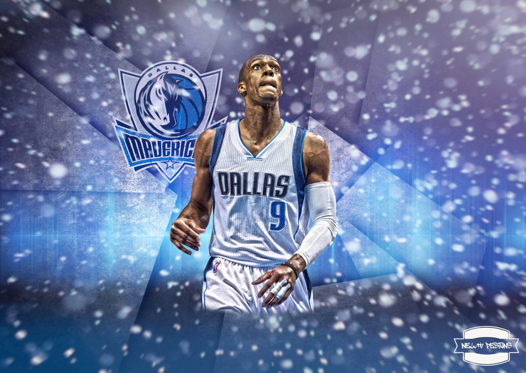 Rajon Rondo Dallas Mavericks Wallpaper By NewtDesigns
