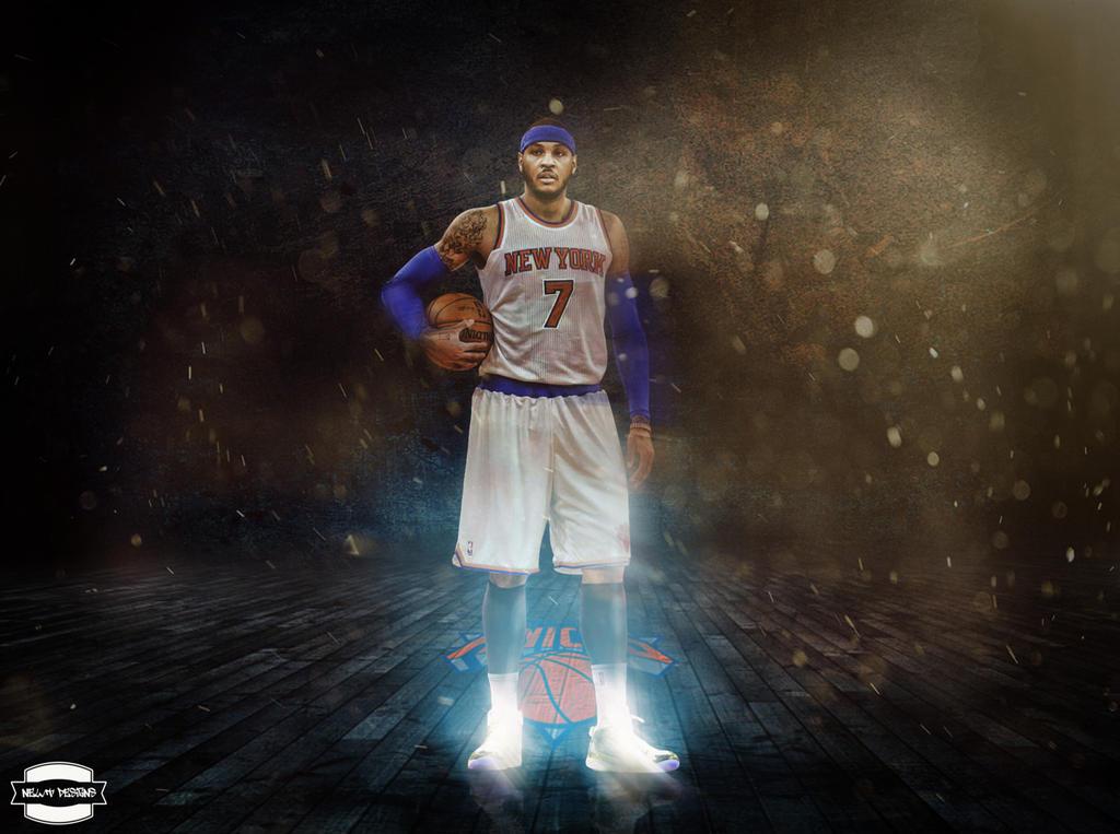 Melo Wallpaper Knicks