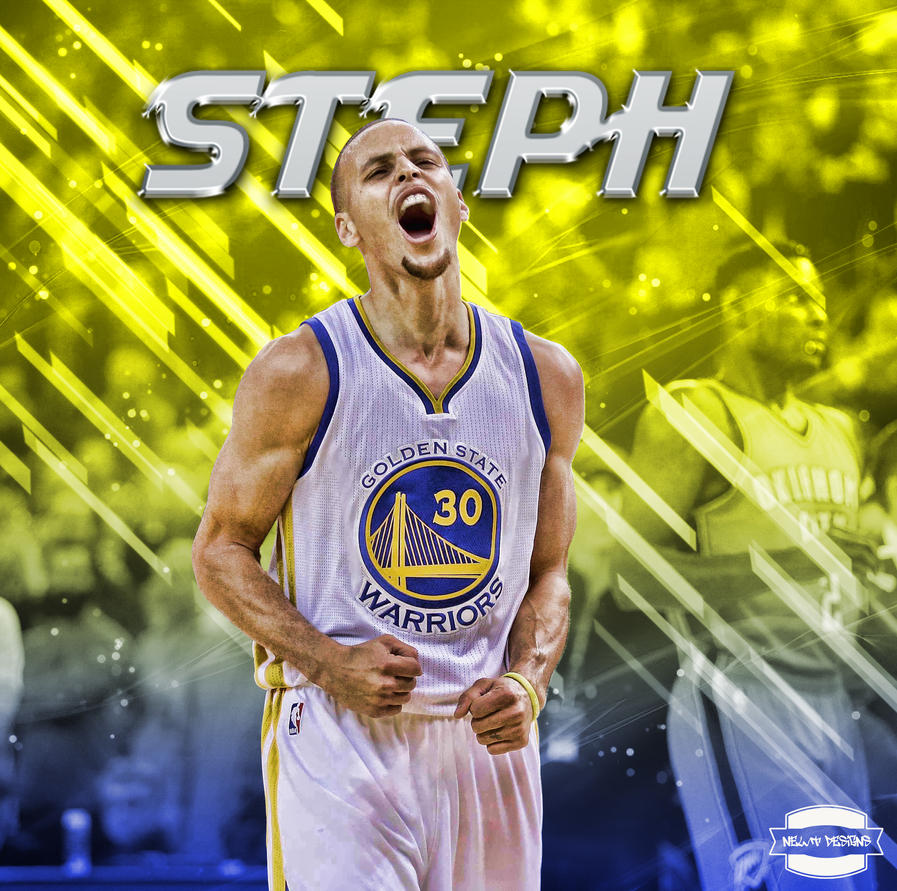 Stephen Curry Wallpaper: Stephen Curry Edit By NewtDesigns On DeviantArt