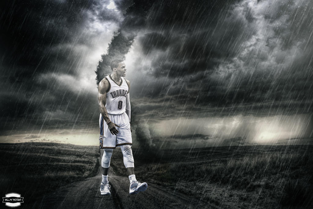 Russell Westbrook Wall...