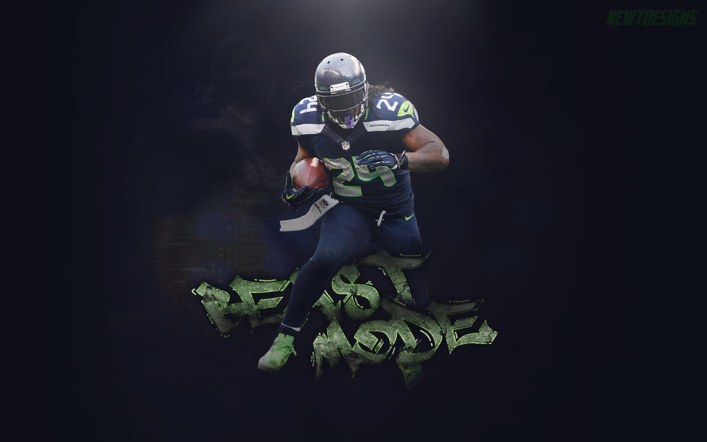 Marshawn Lynch Wallpapers (34 Wallpapers)
