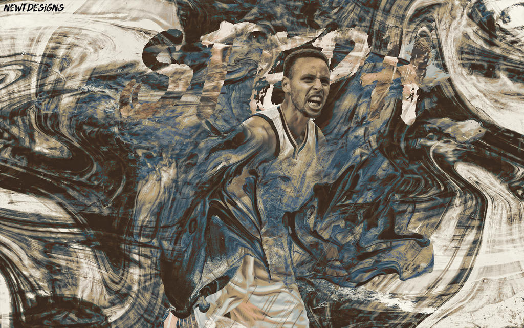 Stephen Curry Wallpaper By NewtDesigns