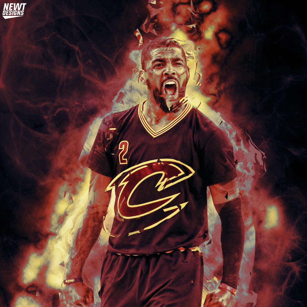 Kyrie Irving By NewtDesigns