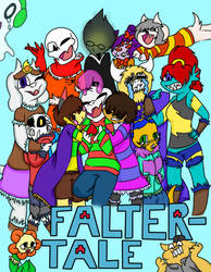 Falter-Tale by SehowlaWoods