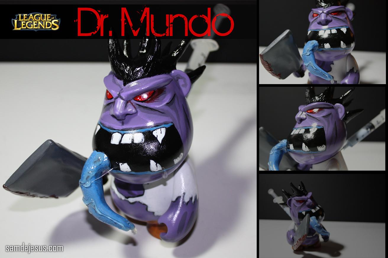 dr mundo 2.0 by samdejesus